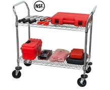 MOBILE WIRE UTILITY CARTS